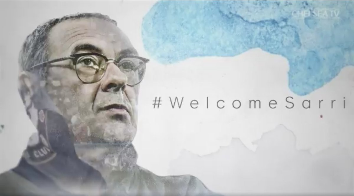Welcome to London  and welcome chelsea