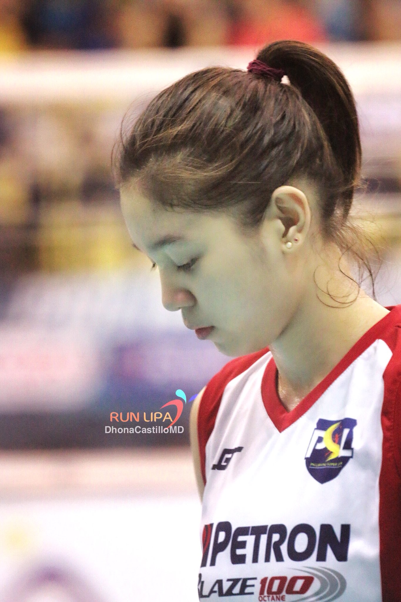 """""""Good things come to those who work hard and never give up.""""  @mikareyesss @SuperLigaPH  #PSLInvitationals #PSLonESPN5 https://t.co/yxckY3WRXQ"""