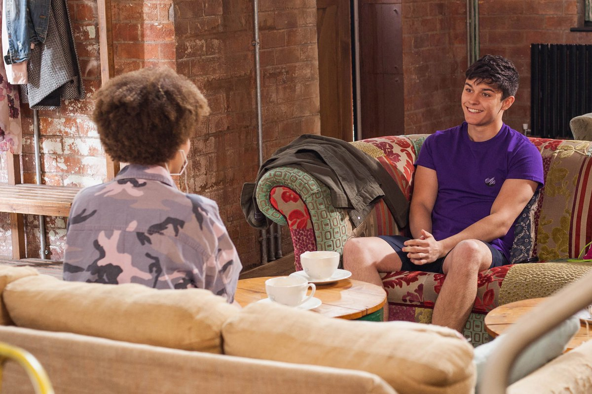 Hollyoaks Spoilers: Ollie Morgan sets his sights on newbie
