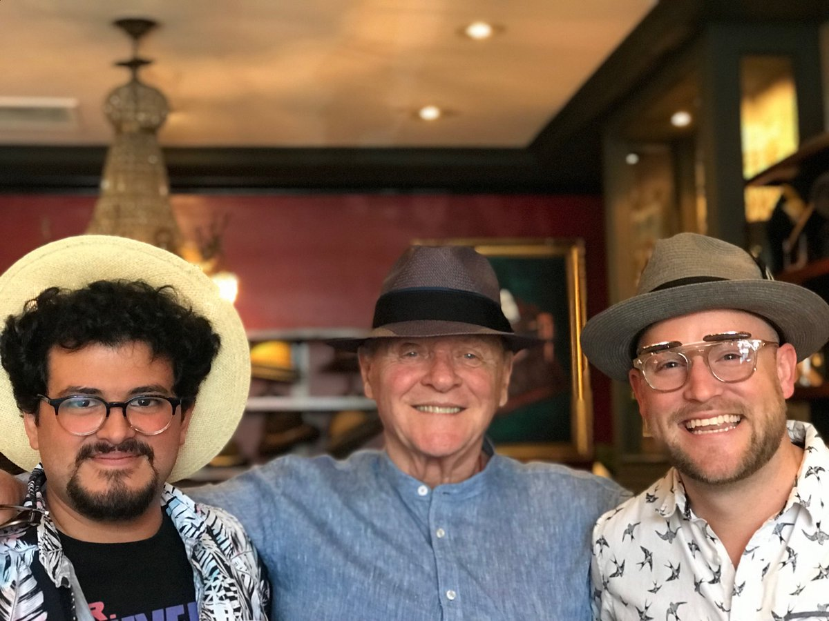 test Twitter Media - Meet Jeremy Giovanni Lopez and Taylor Alexander. #GoorinBros #Larchmont #Hollywood https://t.co/Js0CWoHFfH