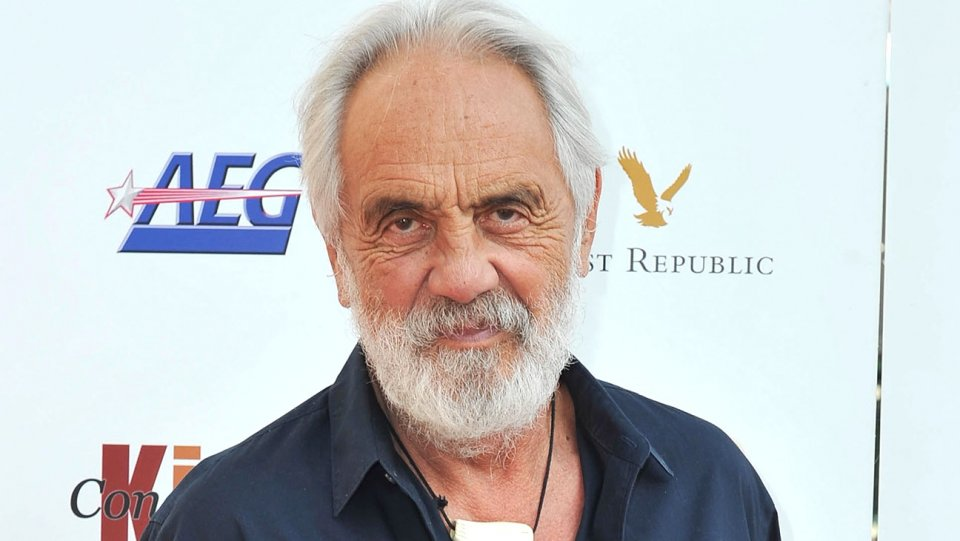 .@TommyChong scores first No. 1 on Top Actors social media ranking