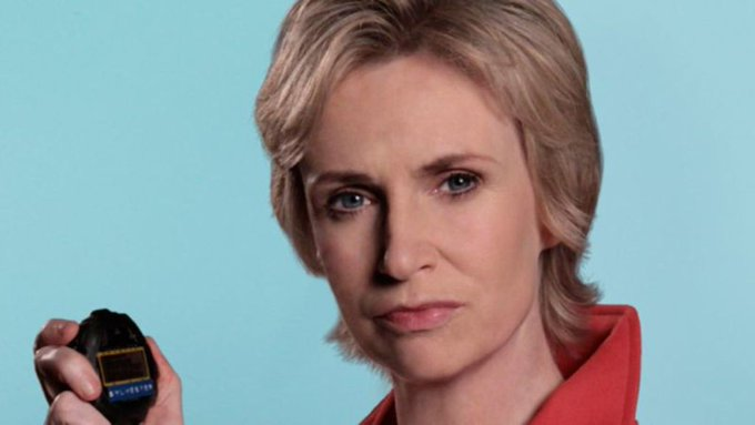 AIFF wishes Jane Lynch a Happy Birthday! She deserves it and that s how we C it!
