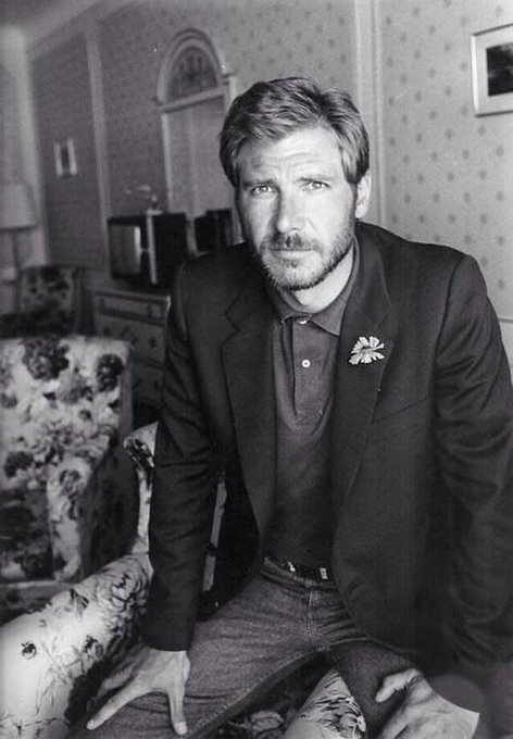 Happy Birthday, Harrison Ford. You beautiful, beautiful man.