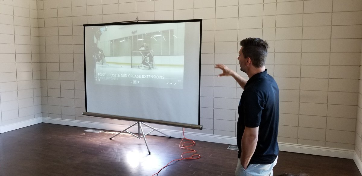 test Twitter Media - Video sessions are part of the second day of the first ever @BCHockey_Source Regional Center-North goalie camp in the #CityofPG. #NorthernBC #goaliesfromacrossBC #doitjustlikeNHLgoalies https://t.co/GLUOfliy3H