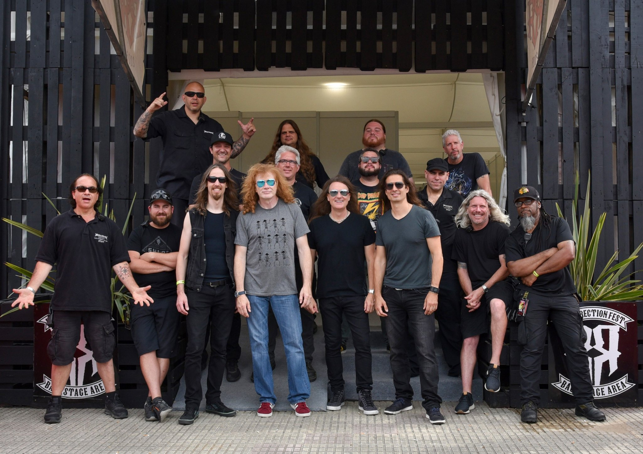 Thanks to our crew, the bands we shared stages with, and everyone who came out to see us on the European summer tour. It was a pleasure to play for you, and now we head home to start working on the next album! See you soon! https://t.co/ONwPta9Ywy