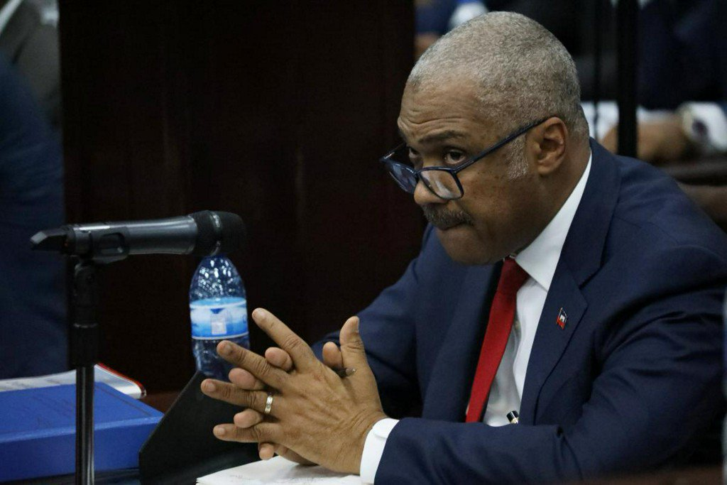 Haiti's prime minister quits amid backlash over fuel price protests