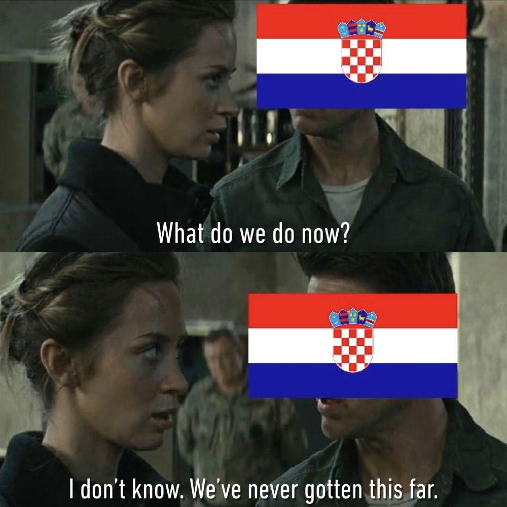 Croatia right now #worldcup https://t.co/maSDCmOdiZ https://t.co/TNhVBLVwGr