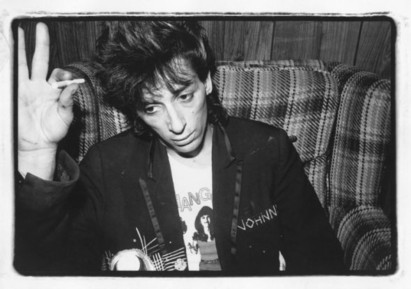 Happy Birthday to Mister Johnny Thunders. One of my idols and a constant source of inspiration