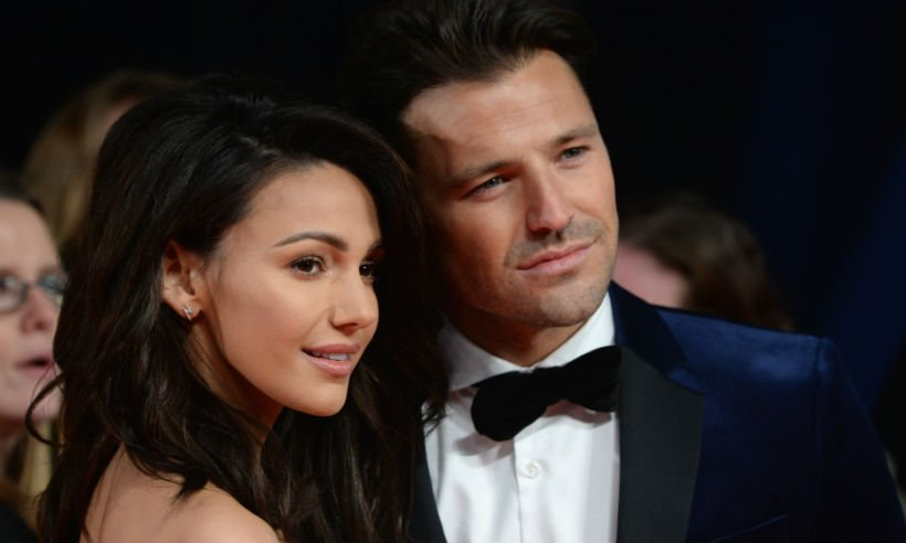 Mark Wright had this to say when asked about having children with Michelle Keegan...