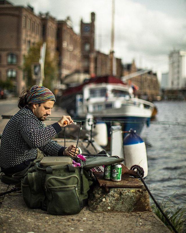'urban style' @<b>Lukaskrasa</b>  #urbanfishing #lkbaits #carpfishing#fishing#angling #karpf