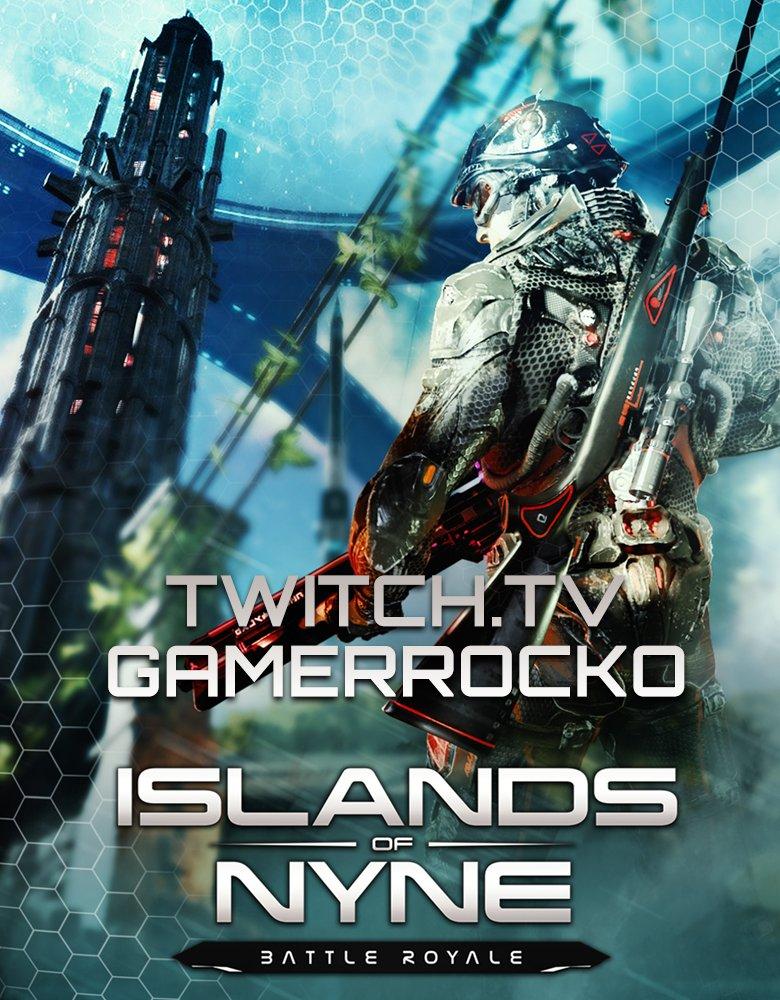 RT @GamerRocko: YAYIN BAŞLADI! 🙌 🎮 | #IslandsOfNyne 📺 | https://t.co/G716C0iWGS 🗓️ | https://t.co/dj8mvcryMh https://t.co/YuoPQlYerr