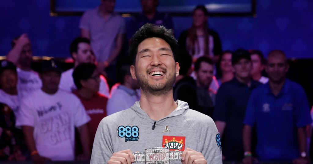 John Cynn claims World Series of Poker title, winning $8.8 million