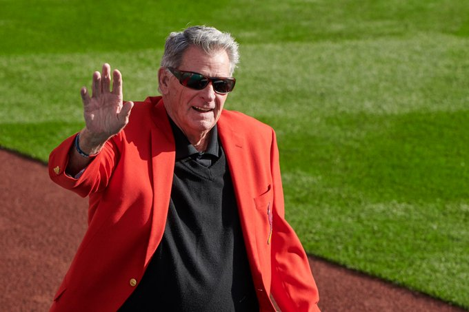 Join us in wishing a Happy 79th Birthday to member and two-time World Series Champion, Mike Shannon!