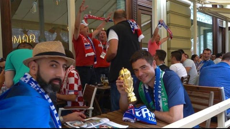Croatia vs France: Who will win the 2018 WorldCup?