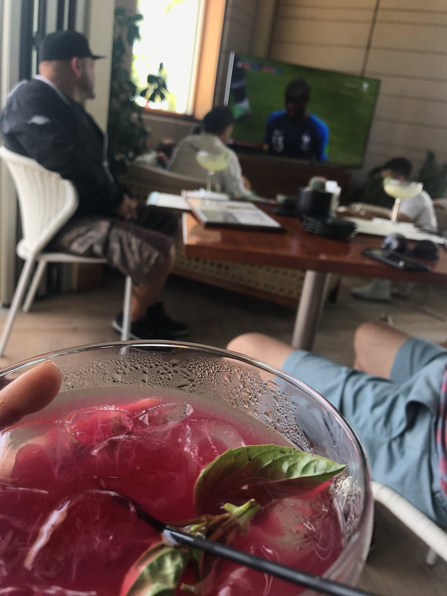 F that Blueberry Margarita #blueforblue #WorldCup2018 https://t.co/nqnLp1SX5O