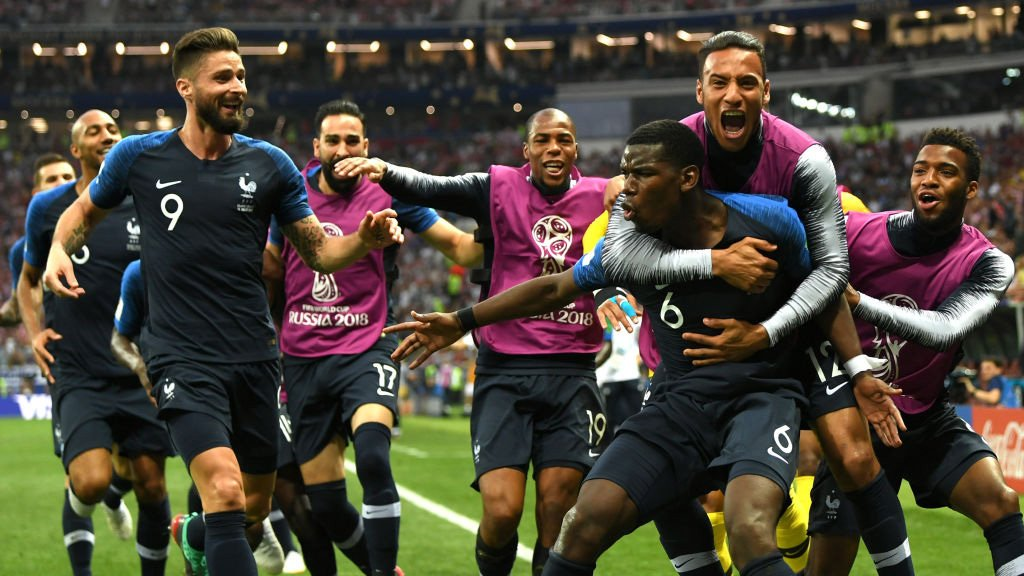 France wins 2018