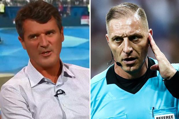 Congratulations Referee Nestor néstor pitana