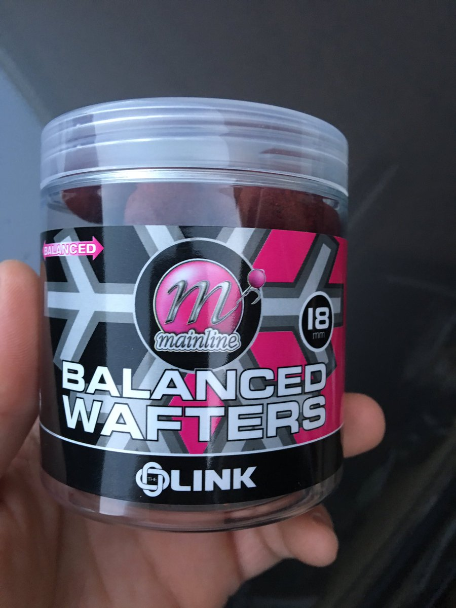 Gonna give these a go this week 😎 #thelink #<b>Mainline</b> #carplife #carpfishing #boilie https: