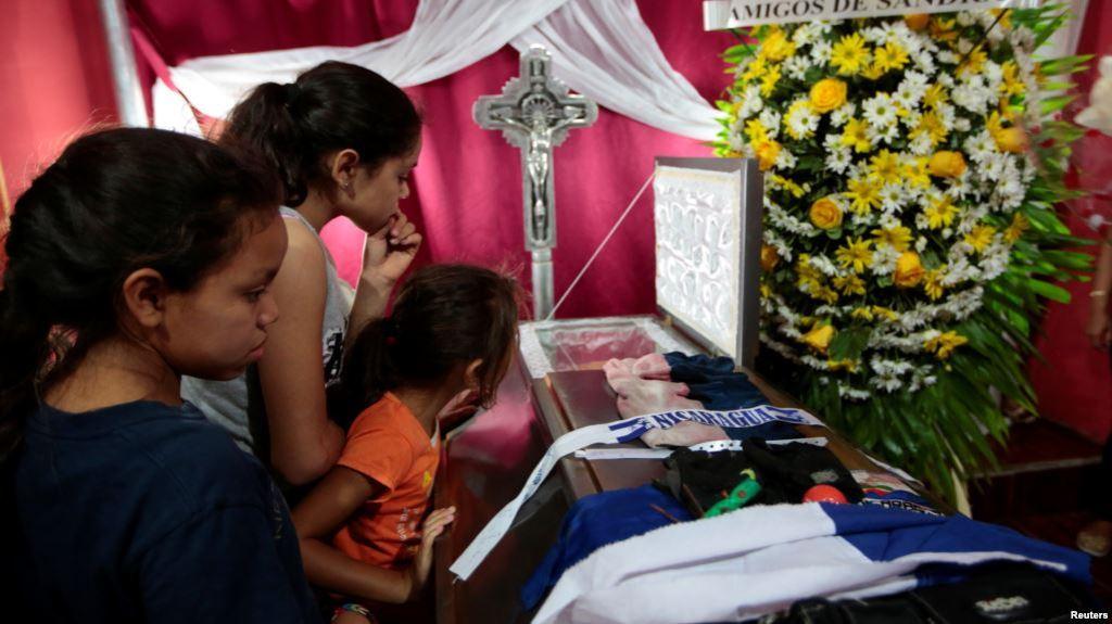 test Twitter Media - Clero Nicaragua: Fuerzas del gobierno mataron a dos personas enprotestas https://t.co/NgIaiPR6LB https://t.co/fypbu9e59W