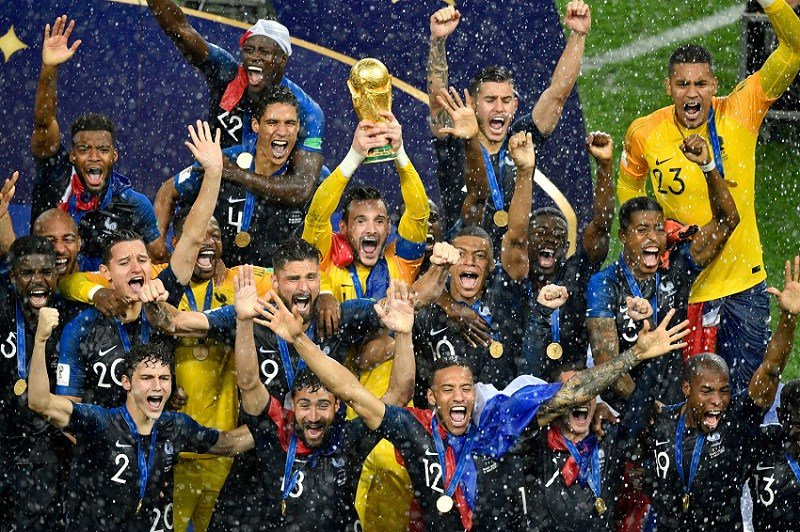 test Twitter Media - Francia gana su segunda Copa Mundial de la FIFA https://t.co/u7aDMmN3fA https://t.co/Qdy7OHu9PH