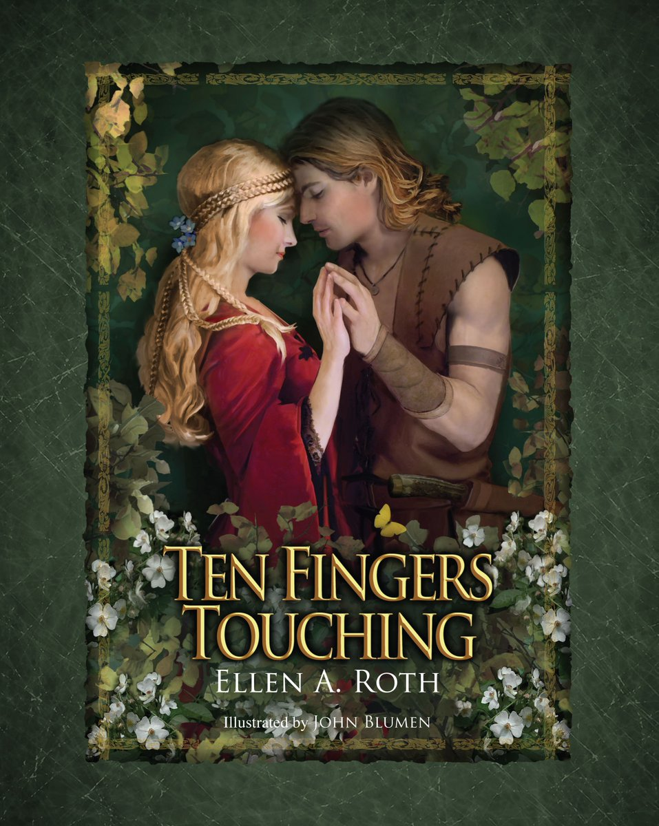 test Twitter Media - Friends and fans ― I just saw that the hardcover, coffee table version of my book has been reduced by 27% on Amazon for Prime Day, July 16. If you enjoy romance or seek a beautifully illustrated gift, now is the time to buy Ten Fingers Touching!  #fantasyfan  #fantasynovel https://t.co/0NAn2xICEw