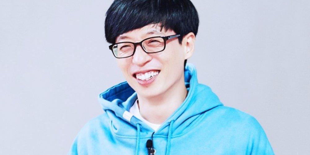 Yoo Jae Suk renews contract wi