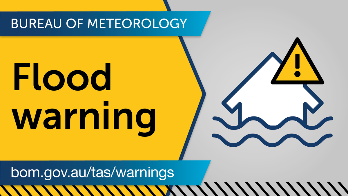 ⚠️ Minor #Flood Warning issued for #Meander...
