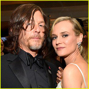 See Norman Reedus Stylish Happy Birthday Message To Diane Kruger