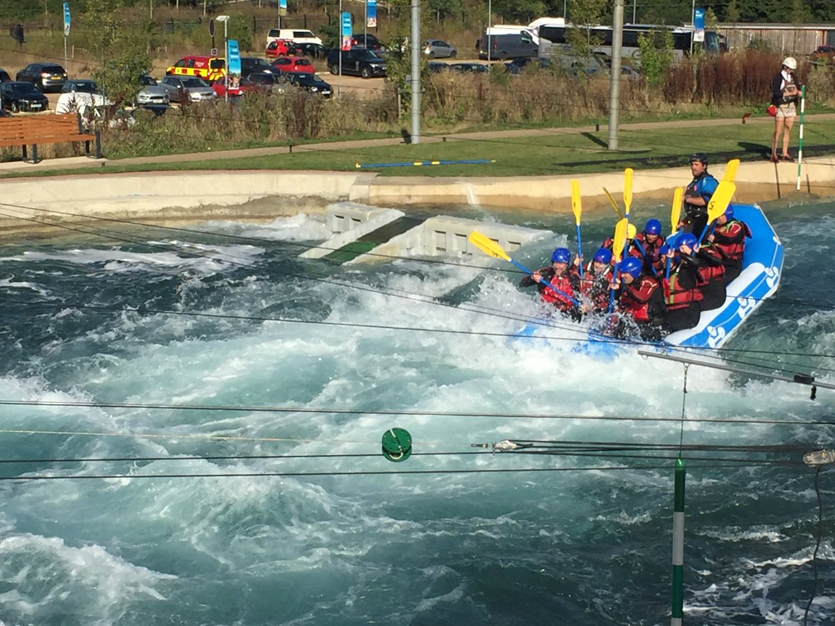 White Water Rafting with Olympic Champion - https://t.co/KHibBWEeJp https://t.co/VqFhoYNSCu