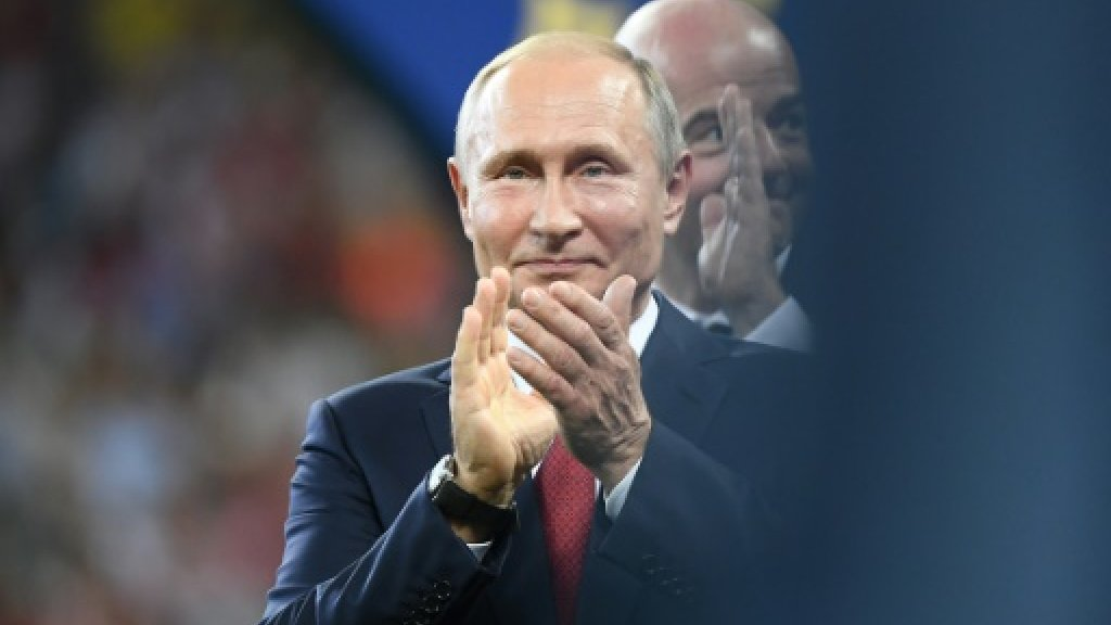 Russia targeted by almost 25 million cyber-attacks during World Cup: Putin
