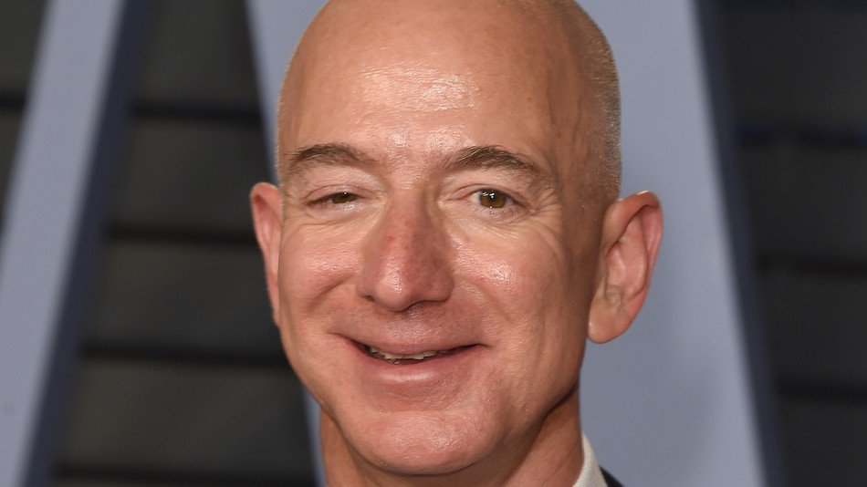 Amazon founder Jeff Bezos became the richest perso
