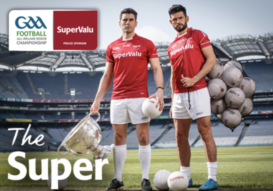 SUPERVALU GETS BEHIND THE BALL THIS SUMMER WITH THE GAA Read More Here: https://t.co/f4glhnsbrn https://t.co/NB2VpMJZDF