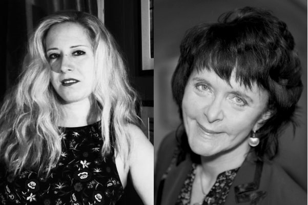 """test Twitter Media - """"Remember: the world is good, that leaping center is a tuned heart. I want that melody."""" New York poet Leah Umansky @lady_bronte, reading at the Poetry Café 23rd July 7pm w/ @ruthpadel https://t.co/sxYlNHPCeW https://t.co/J3VjBekTA7"""