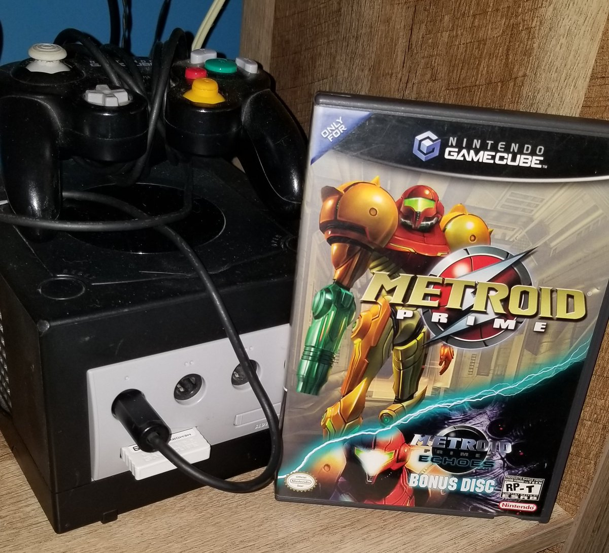 RT @xngamer1: Happy #MondayCubed! I finally got a new GameCube game after 5 years! https://t.co/uLM3sQGXX1