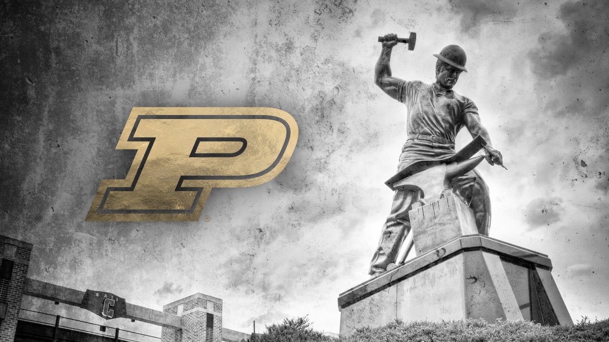 RT @PurdueSports: Since day one. #OnlyTheStrong https://t.co/iBJ3Ioop6a