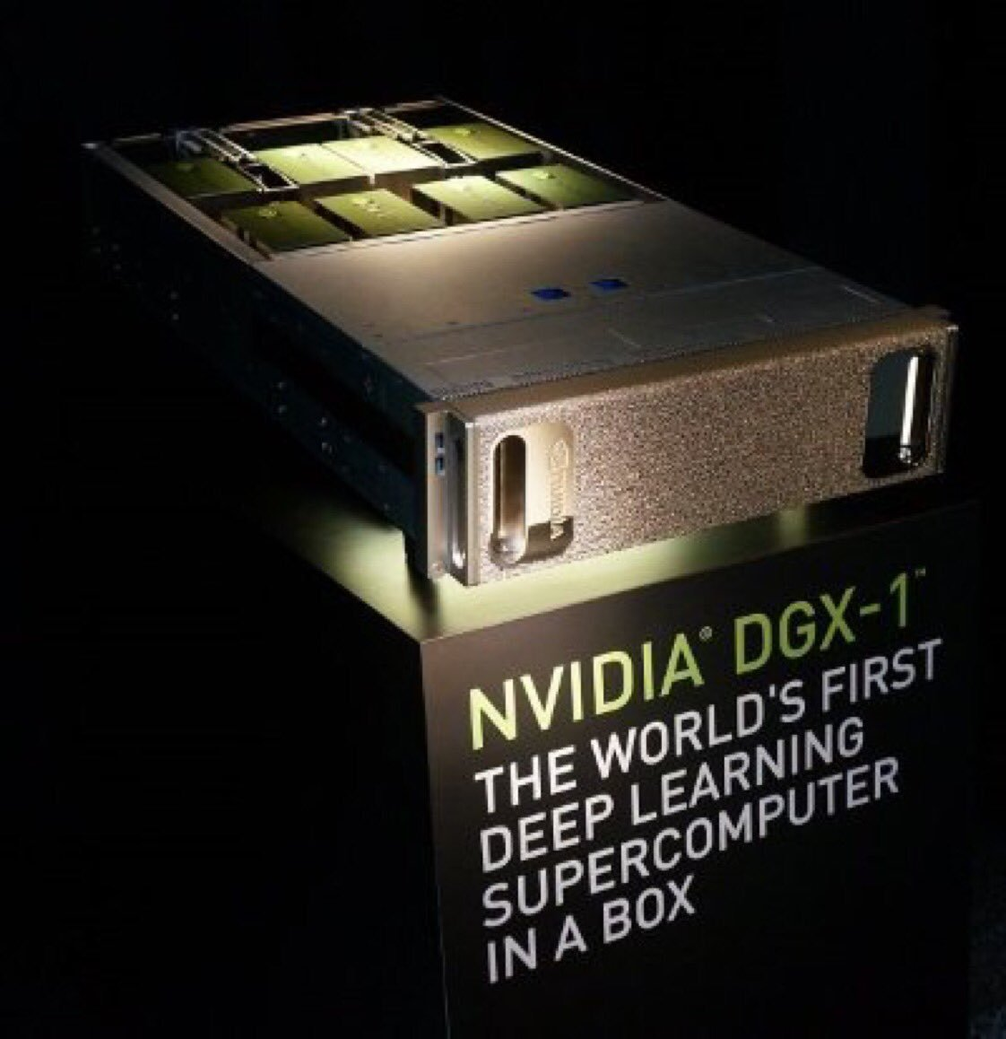 test Twitter Media - Get Smarter about #AI with the #NVIDIA DGX Systems Guide:  https://t.co/TgzobuY4sr   #abdsc #BigData #DataScience #MachineLearning #DeepLearning #GPU by @NvidiaAI https://t.co/LtkqSHl76P