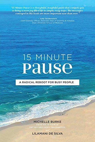 "test Twitter Media - Congrats to my friend, colleague, and fellow work revolutionary Michelle Burke on the release of her new book, ""15-Minute Pause""! If you're searching for some practical ideas to increase energy in your life, look here. https://t.co/2c9PkKZ0ZT https://t.co/9Vg9WAwbig"