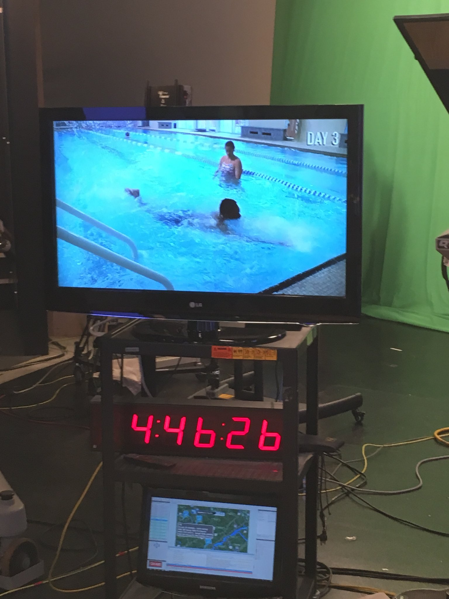 If you missed my story, you'll have another chance to catch it around 5:42. @phl17 #swim #swimming #philly #philadelphia #summer @USASwimming https://t.co/JVORd8TmBt
