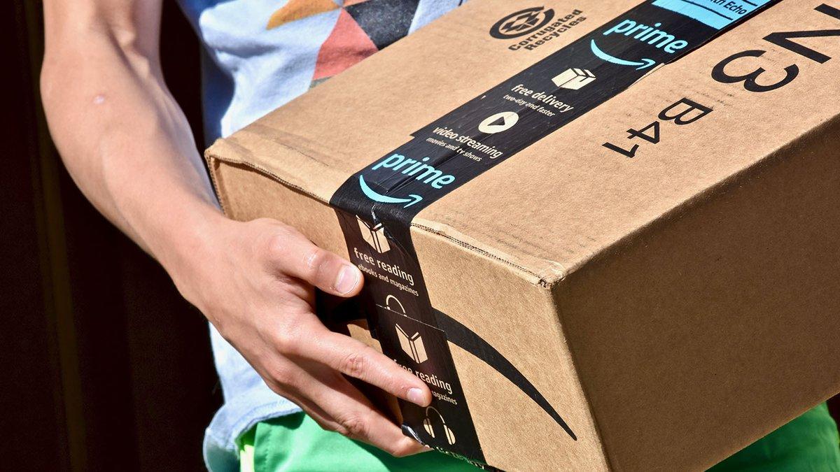 #AmazonPrimeDay