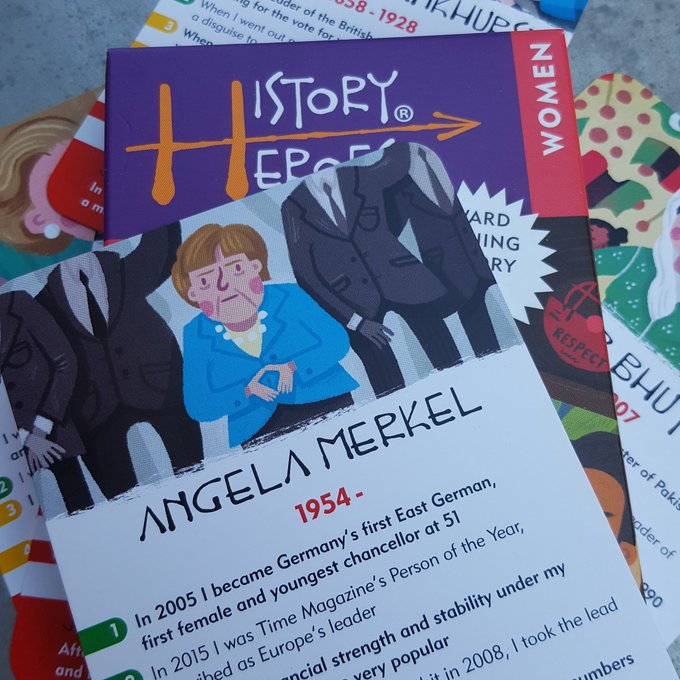 Happy birthday Angela Merkel:  looks like it might be quite a busy one - quite a lot going on!