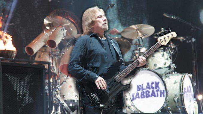 Geezer Butler (Black Sabbath)  69 today! Happy Bday Geezer!
