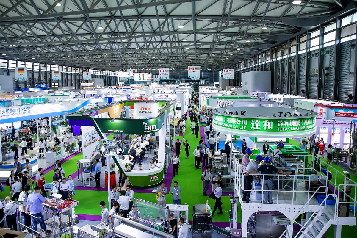 test Twitter Media - ProPak China 2018 has wrapped - thank you to all of the exhibitors that made this show the success it was. We look forward welcoming you to NECC on 19 - 21 June 2019 #propakchina #propak #propakchina2018 https://t.co/XNkfRHAj2d