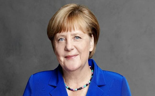 Happy Birthday, Angela Merkel!