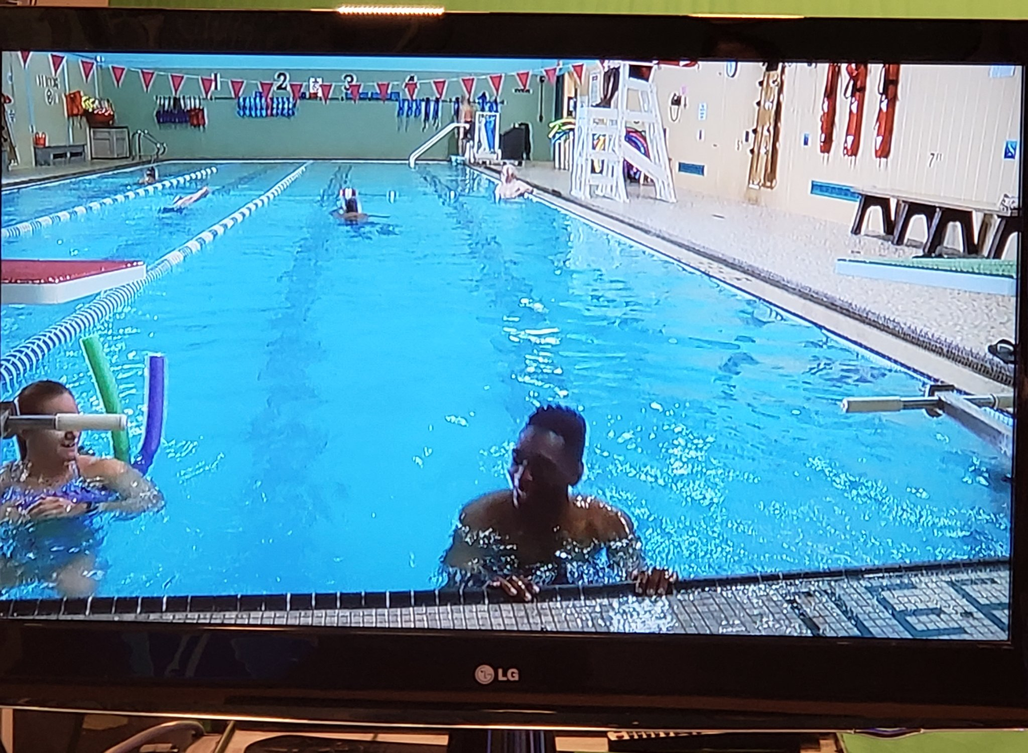 #Swim #Safety! Head to @khireephl17 to check out Khiree's amazing story and journey to learn how to swim. @phl17 #poolsafety #beachsafety https://t.co/CEAj6lrCfn