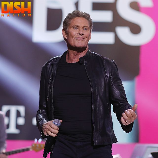 Happy 66th birthday to David Hasselhoff!