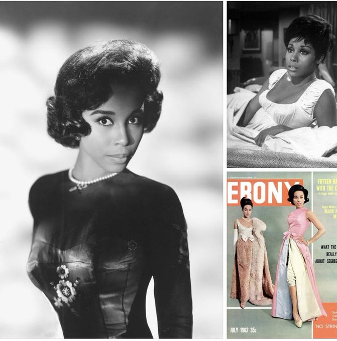 The epitome of elegance and class!!!!! Diahann Carroll Happy Birthday!!!!!