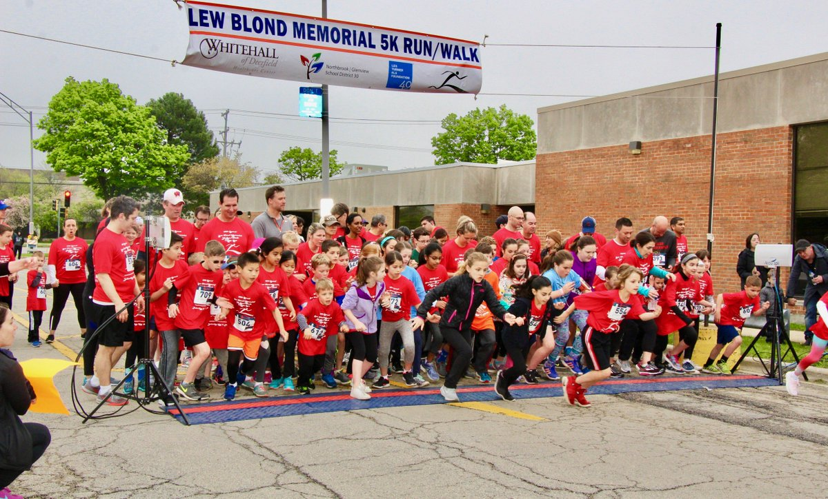 test Twitter Media - Save the date! The 19th Annual Lew Blond Run/Walk will be held at 8 a.m., May 18, 2019 at Maple School! #d30learns https://t.co/5ey6FnaVjn https://t.co/A487Y8EEjg