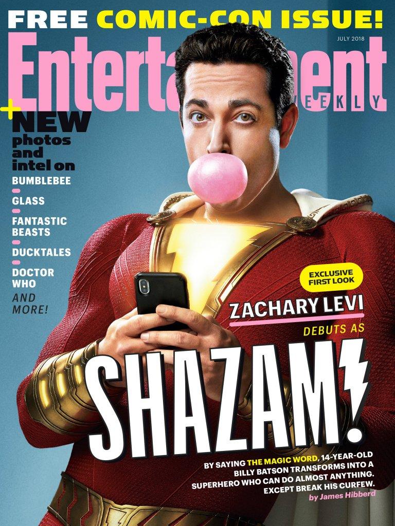 #Shazam