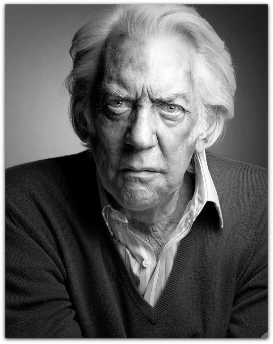 Happy 83rd Birthday to actor Donald Sutherland, born in Saint John, NB on this day in 1935.