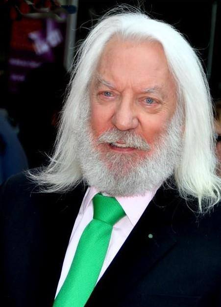 Happy 83rd birthday to the great actor Donald Sutherland!